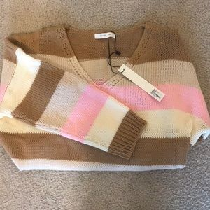 BRAND NEW JUST PURCHASED sweater. So cute.